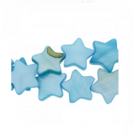 Kralen-Ster-Schelp-Blauw