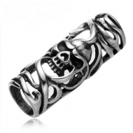 Schuiver-RVS-Skull-hollow