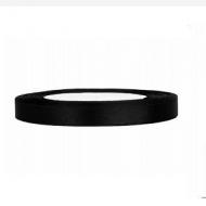 Satijn Lint Zwart 10mm