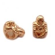 Boeddha - 7 rose goud