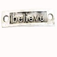 Tussenstuk  Believe 35x9mm
