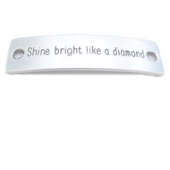 Tussenstuk Shine Bright Diamond
