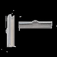 Veterklem-30mm-zilverkleur