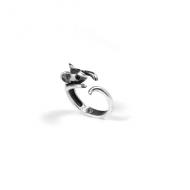Tibetan Ring Muis verstelbaar