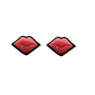 Partij Lip Oorbellen 11paar