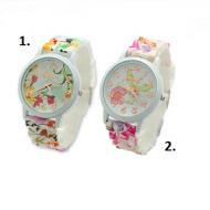 Horloge - Boho bloem
