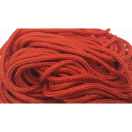 Paracord 2mm Rood