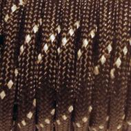 Paracord 550 Reflectie bruin