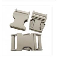 Sluiting-3/4-zilver-metaal