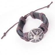 Partij-Lederen-Armbanden-22x