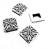 Schuiver-Knot-Knoop-vierkant
