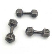 Connector - Gun Black - Dumbbell- Gewicht Fit life