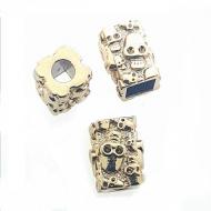 Kraal-Groot-gat-Skull-Goud