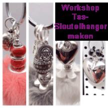 1 Tas / Sleutelhanger workshop