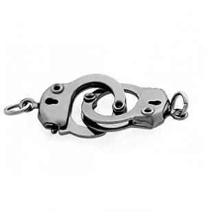 Sluiting-Steel-Handboeien