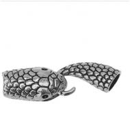 Slang-Sluiting-zilver