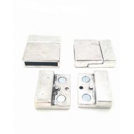Magneet sluiting  uitsparing : 22.5x3.5 mm