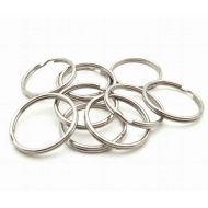 Ringen voor Sleutelhangers  10 stuks