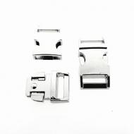 Sluiting-Metaal-5/8 - Zilver
