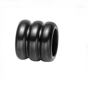 Kraal-RVS-Zwart-9mm