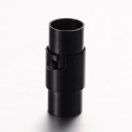 Sluiting-Steel-Zwart-6mm