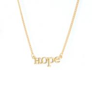 Ketting Hope - 2kleuren