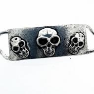 Tussenstuk 3 Skull- Doodskoppen