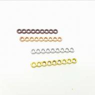 Verdeler- 4-kleuren- 9 gaten