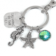Sleutelhanger-Zeepaard-Dreaming
