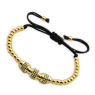 Armband-Zirkonia-Goud